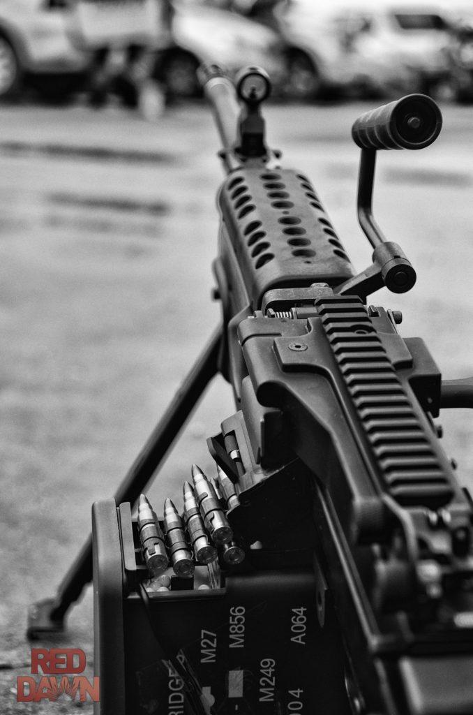 страйкбольный пулемет купить