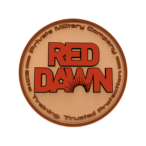 Страйкбольная команда Red Dawn набор в страйкбольную команду